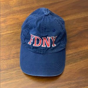 GUC *free with purchase FDNY baseball cap